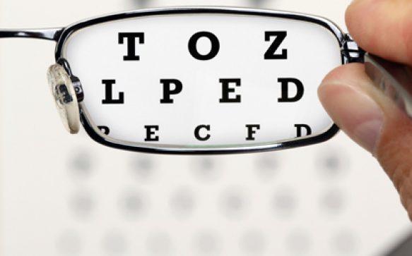Er dit syn også blevet dårligt?