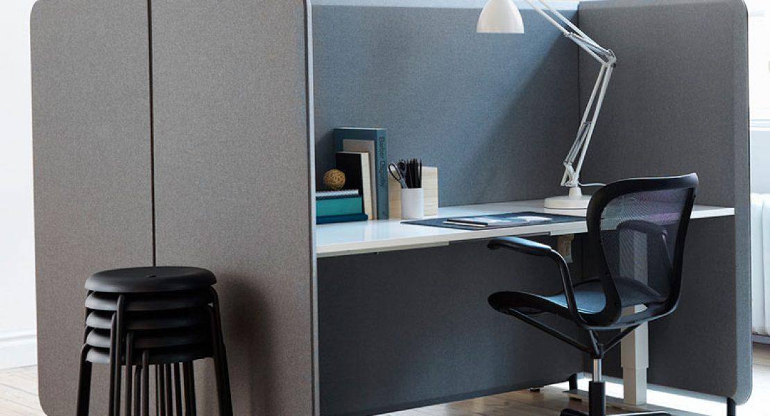 Bliver du hurtigt ukoncentreret på din arbejdsplads?