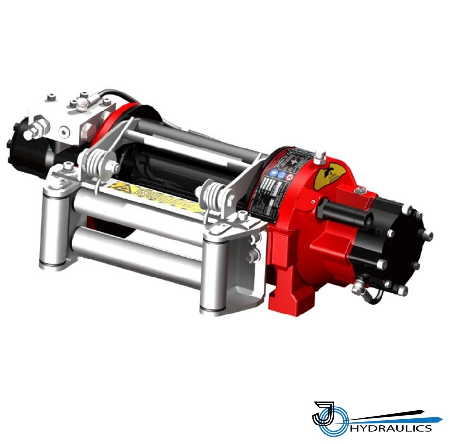 Trækspil – hydrauliske trækspil med manuelkobling eller luftkobling