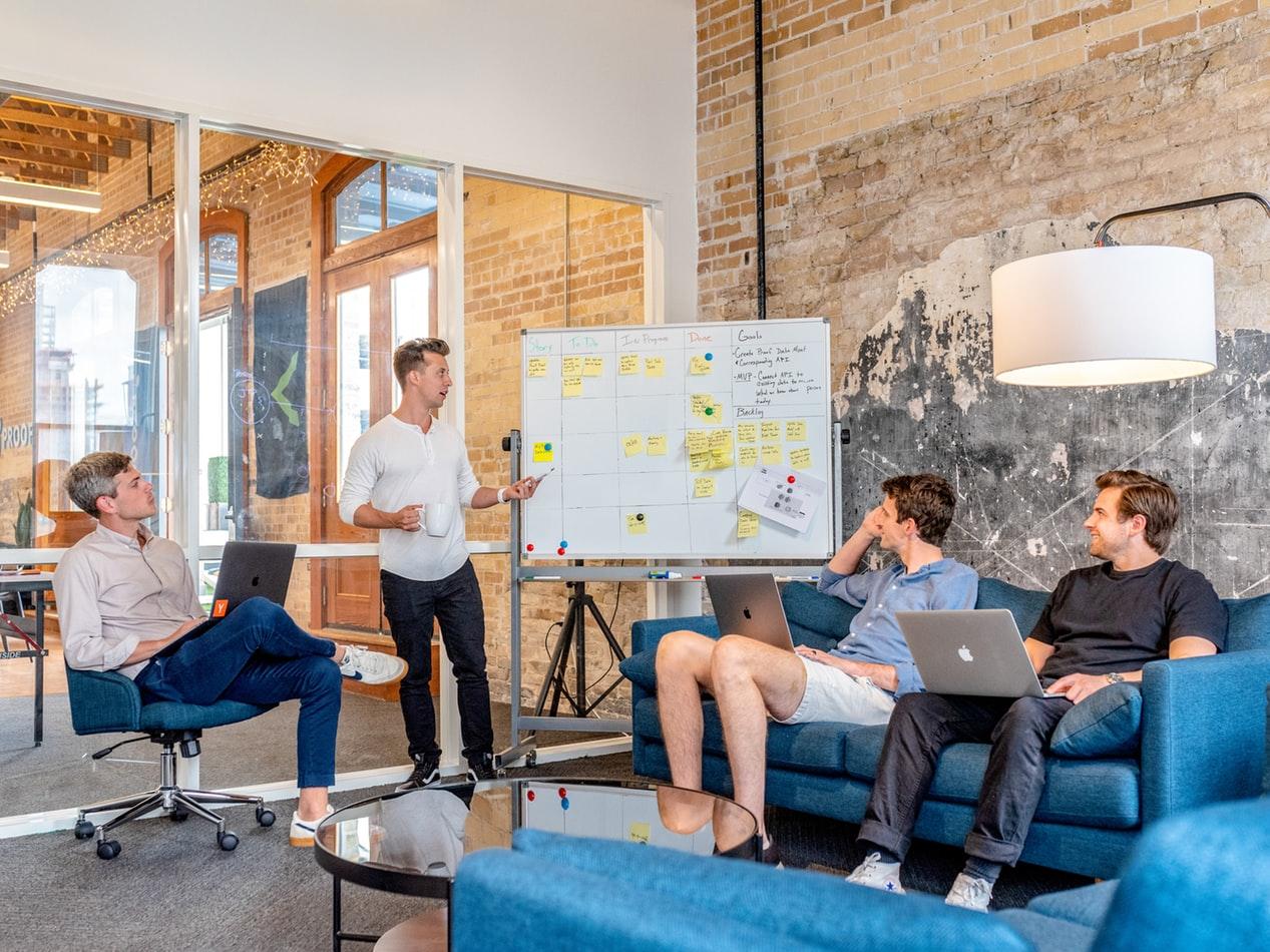 Organiseret kommunikation på arbejdspladsen med Microsoft Teams
